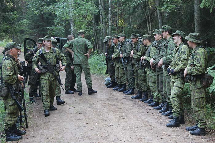 По примеру Литвы, ВС Украины хотят сформировать добровольческое ополчение