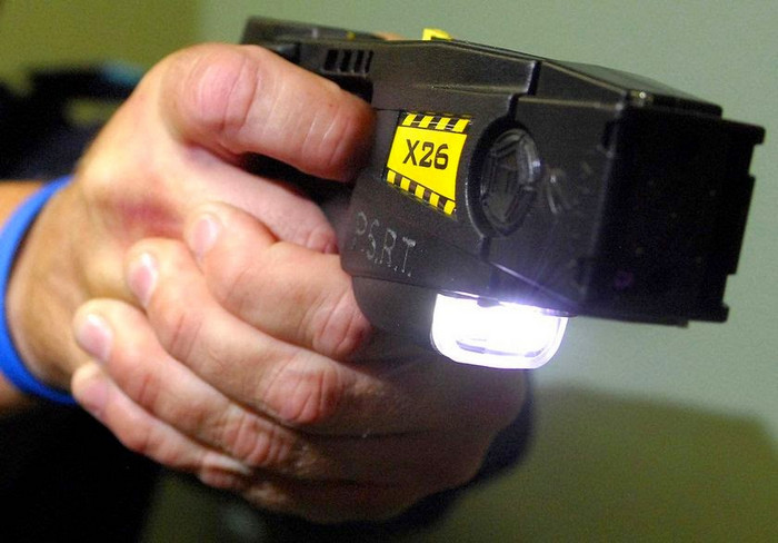New York sued in federal court over statewide Taser ban