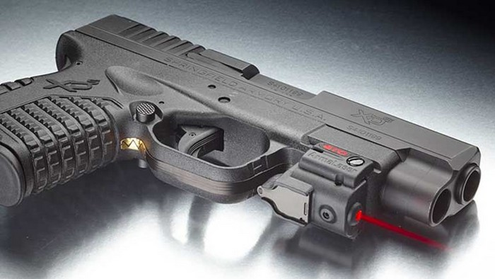 Lasers on Concealed Carry Weapons