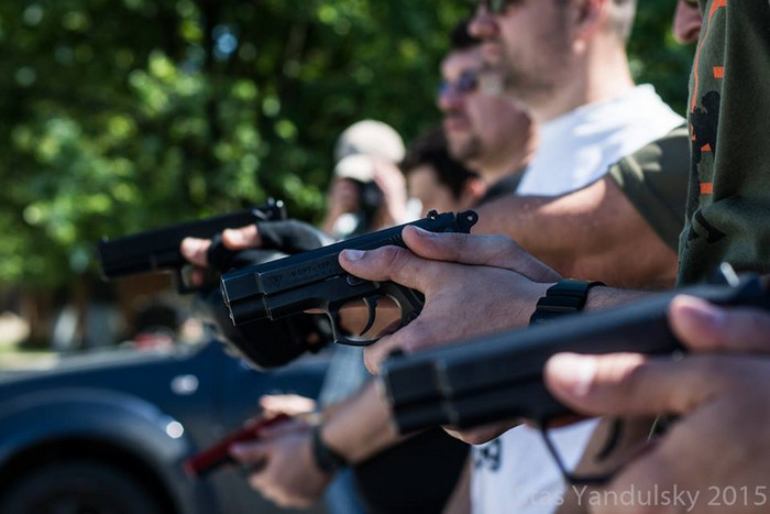 Фото з GUN OPEN DAY'June 2015