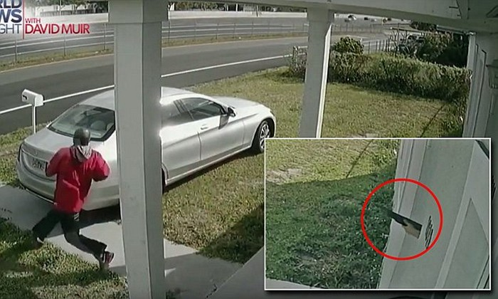 Florida Mom Uses Shotgun to Scare Off Would-Be Home Invader