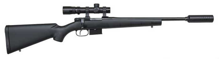 CZ 527 American Synthetic Suppressor Ready