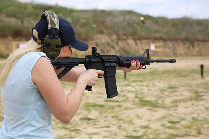 Gun Open Day' June 2017