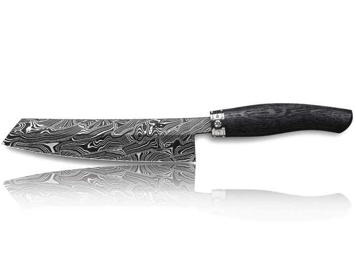 2. Nesmuk Diamond Studded Knife