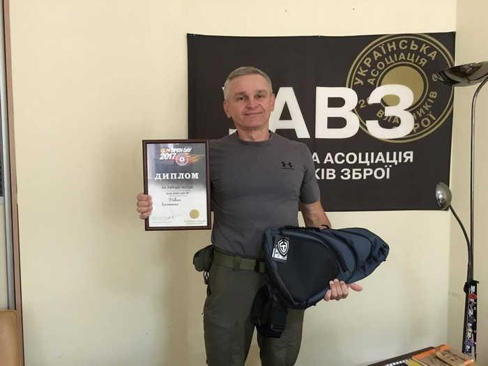 Cупер-переможець - Лисенко Павло