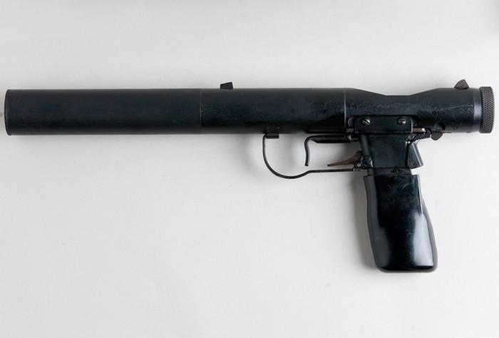 Пистолет Welrod