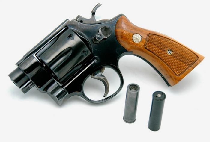 Револьвер QSPR и патроны к нему