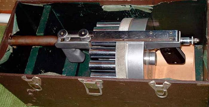 Manville Gun
