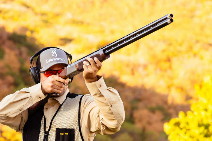 Citori 725 Sporting Golden Clays