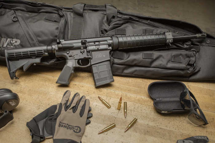 Smith&Wesson M&P10 SPORT