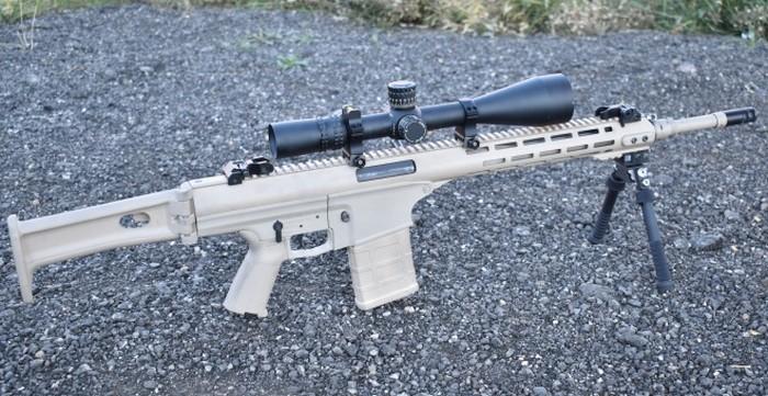 Konev Modular Rifle
