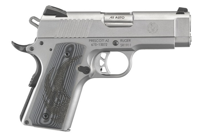 SR1911 Officer-Style .45 Auto