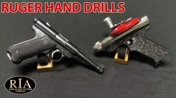 Ruger's Hand Drills