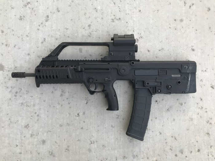 G36 Tavor Collaboration
