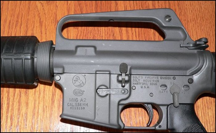 Colt M16-A2 Full Auto Rifle