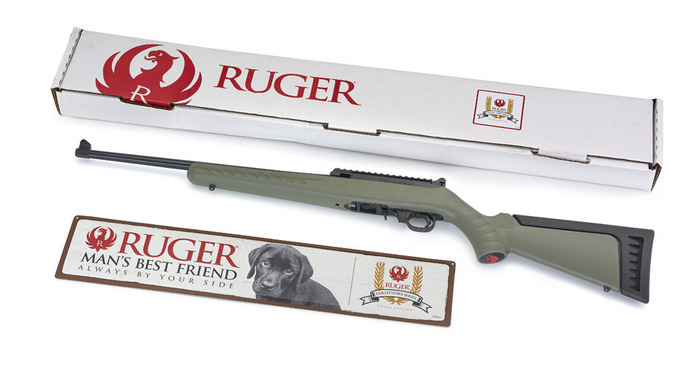 Ruger Collector's Series 10/22
