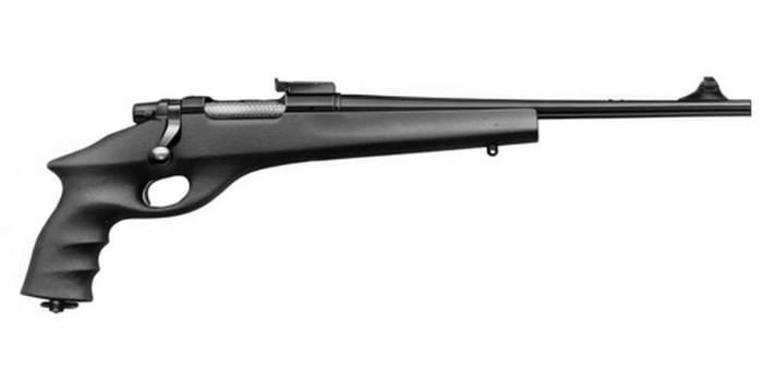 Модель Remington XP-100 є попередником пістолета 700 CP.