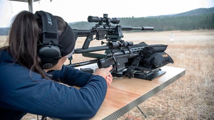 Remington 700 CP: пістолет с ковзним затвором