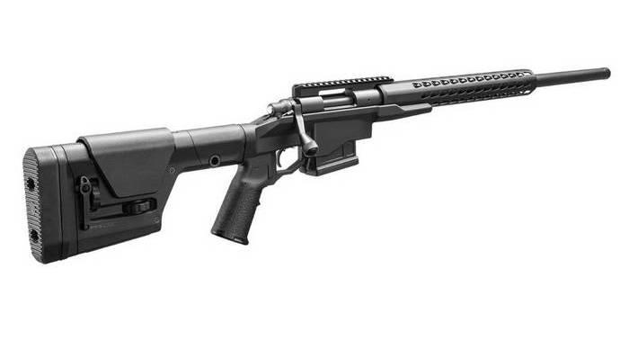 Remington 700 CP – це компактний варіант гвинтівки 700 PCR.