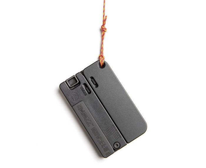 Trailblazer Firearms LifeCard .22 WMR