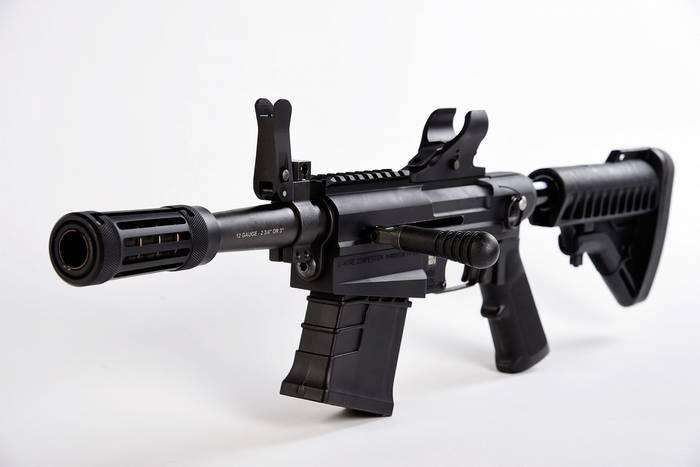 M26 MASS: модульна підствольна рушниця