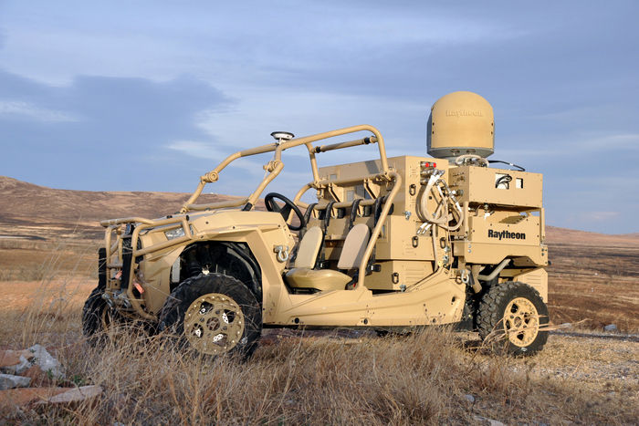 High-Energy Laser Weapon System (HELWS)