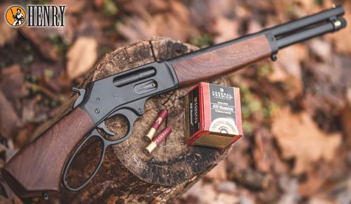 Henry Lever Action Axe 410