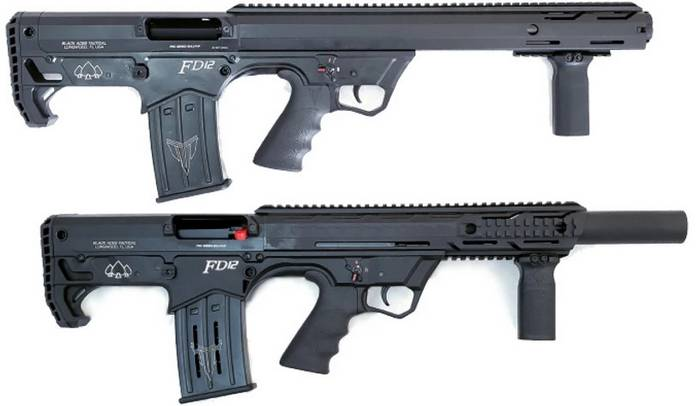 Буллпап рушниця Black Aces Tactical Pro Series Bullpup