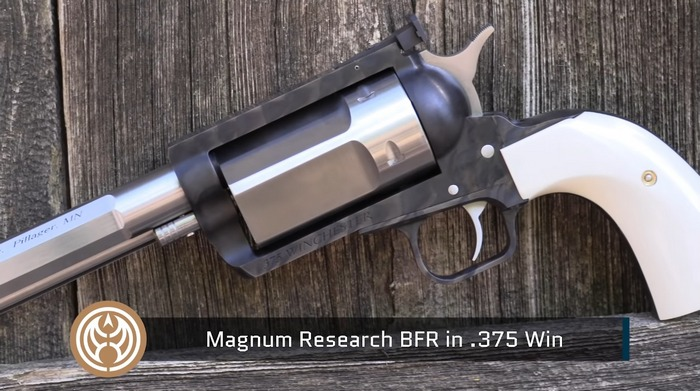 Magnum Research BFR .375 Winchester