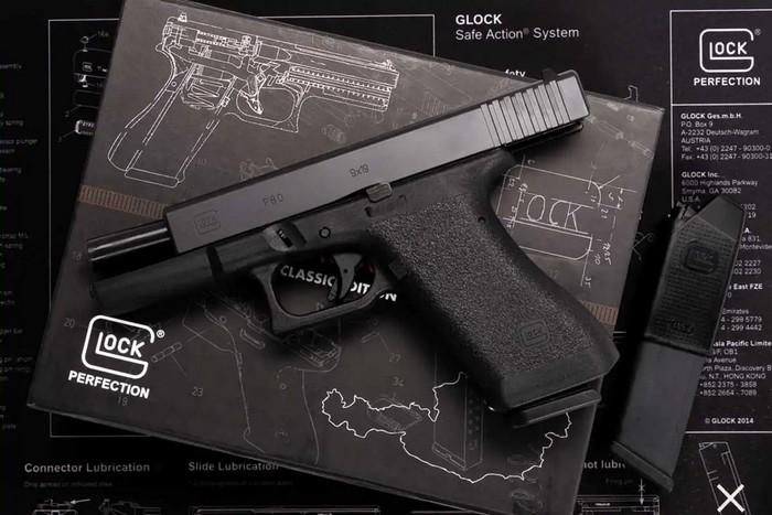 Glock P80 – це данина історії, яку вирішили вшанувати перевипуском моделі, з якої почався новий розділ історії компанії.
