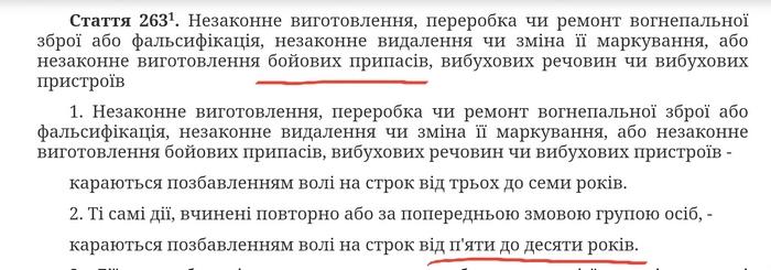 Стаття 263-1.