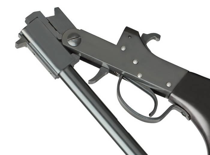 Однозарядна гвинтівка Pedersoli Black Widow