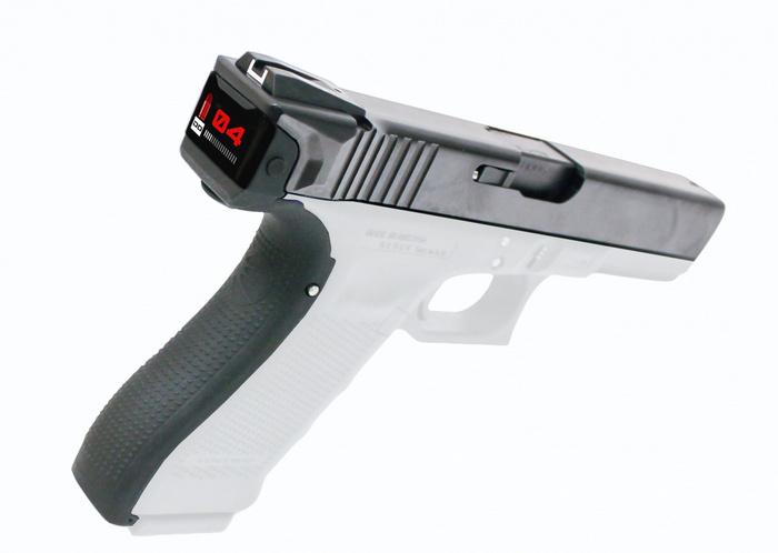 Розумний затвор-кожух для Glock 17 від Radetec