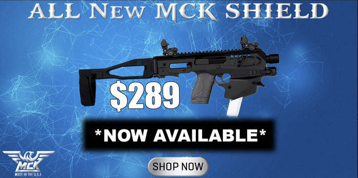 Конверсійний набір для пістолета Smith & Wesson M&P Shield від CAA USA