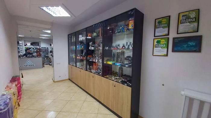 Магазин туристического снаряжения Top Rope, г. Полтава